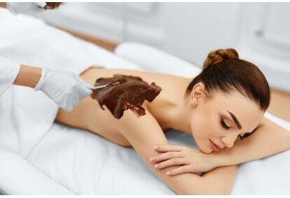 Melnās šokolādes un apelsīnu spa aromterapija