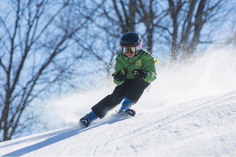 Научись кататься на лыжах или сноуборде  в Жагаркалнсе