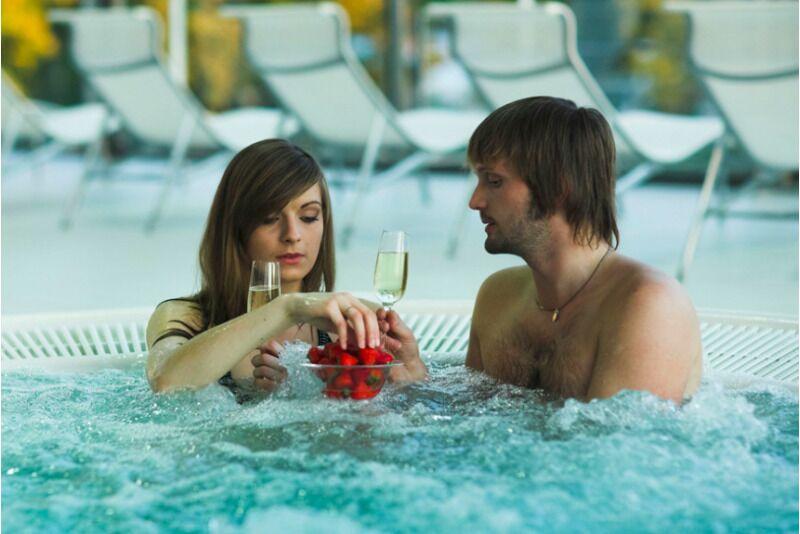 Romantiska atpūta pārim ar SPA priekiem un vakariņām Otepē