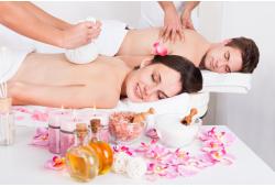 СПА массаж для пары
