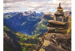 """5 dienu kruīzs uz prāmja pa Norvēģijas fjordiem no tūroperātora """"VRK Travel"""""""