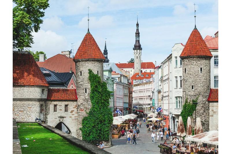 "SPA atpūta Tallinā no tūroperātora ""VRK Travel"""
