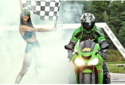 Moto kursi - praktiskā braukšana + fotosesija