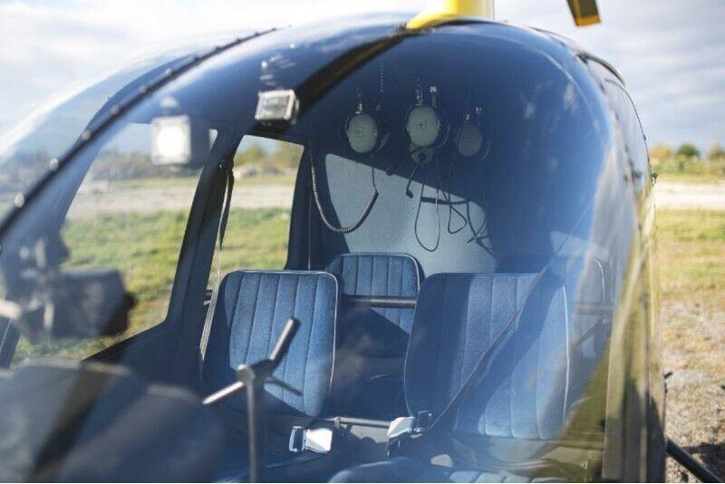 Aizraujoša fotosesija vai ekskursijas lidojums ar helikopteru Tallinā