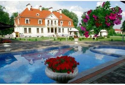 """Удивительный отдых для двоих в 4* отеле """"Sventes muiža"""" с завтраком в Свенте"""