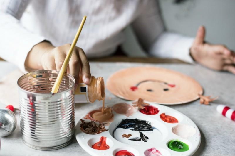 """4 Zīmēšanas / Gleznošanas nodarbību kursa abonements """"Lady Art Club"""""""