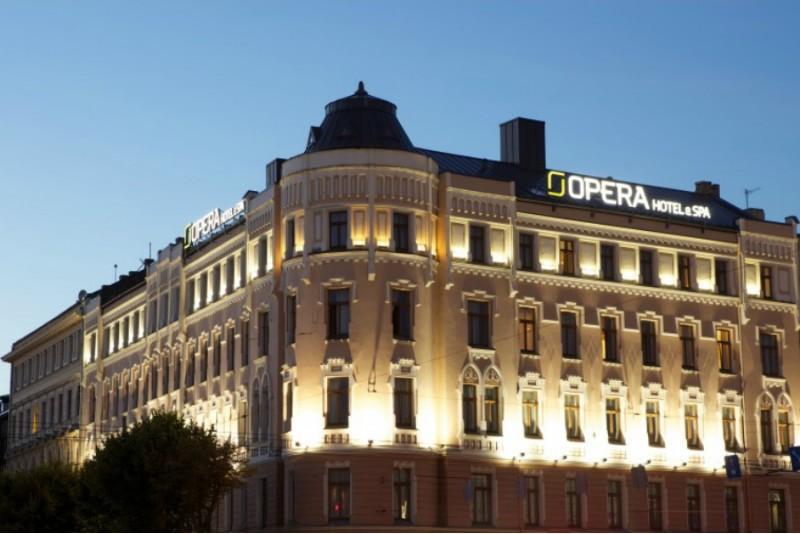 """Romantiska atpūta 4* viesnīcā """"Opera Hotel & SPA"""" Rīgā"""
