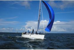 Stiilne ja aktiivne purjetamine suvises Pärnus