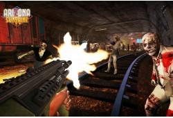 """Multiplayer virtuālās realitātes spēle """"Arizona Sunshine"""" 4-8 personām"""