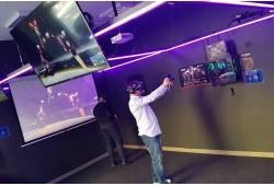 "Multiplayer virtuālās realitātes spēle ""CS:GO IN VR"" 4-8 personām"