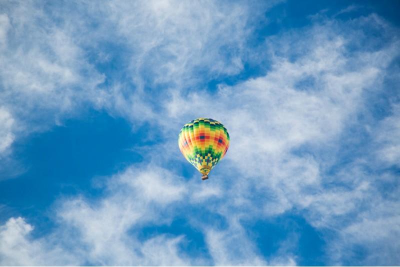 Lidojums ar gaisa balonu ziemā Bauskā – Ziemā tuvāk saulei