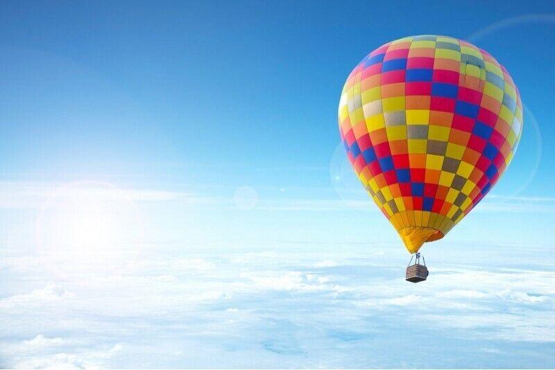 Ekskluzīvs lidojums ar gaisa balonu Jums diviem Jelgavā