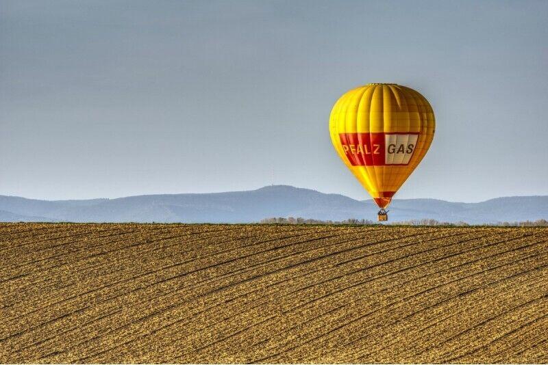 Ekskluzīvs lidojums ar gaisa balonu Jums diviem Tukumā