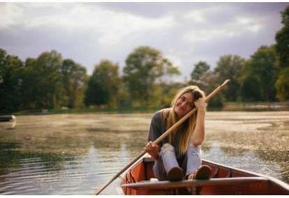Романтическая поездка на лодке по Кишезерс