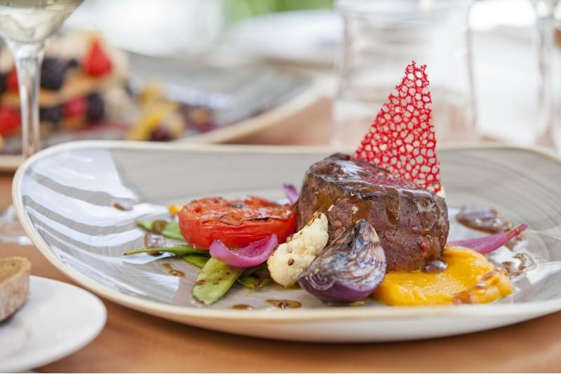 """Aizraujošs garšas ceļojums restorānā """"KURSHI Terase"""" Jūrmalā"""