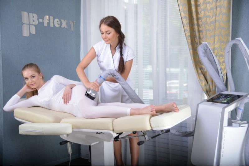 Лучшее для Вашего тела — процедура на аквабайке и вакуумный массаж