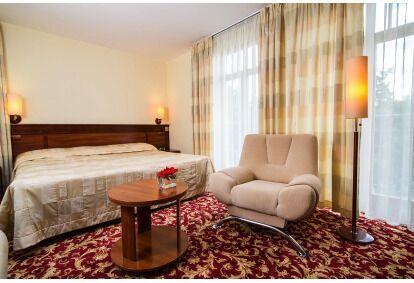 """Dvi romantiškos nakvynės viešbutyje """"Violeta"""" Druskininkuose"""