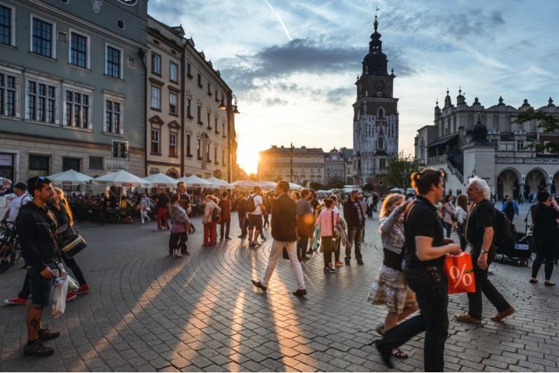 "Autobusa tūre Krakova - Čenstohova no tūroperātora ""VRK Travel"""
