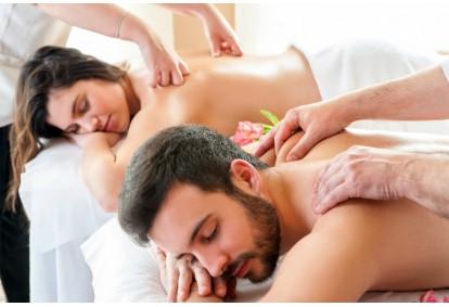 Спа-ритуал для пары «Аромат Нового Года» в Риге