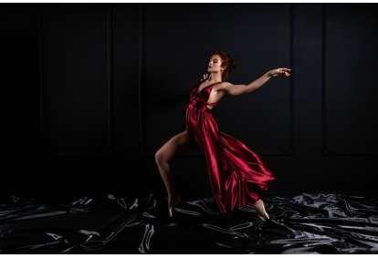 """Romantisks piedzīvojums - deju nodarbību abonements pārim deju studijā """"Prima Studio"""" Rīgā"""