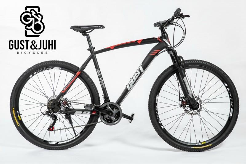 Подарочная карта на покупку латвийского велосипеда от Gust&Juhi