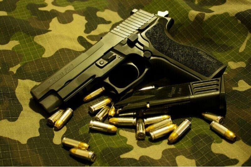 """Šaušana """"Komplekts NR.6"""" šautuvē Trāpītava Rīgā"""
