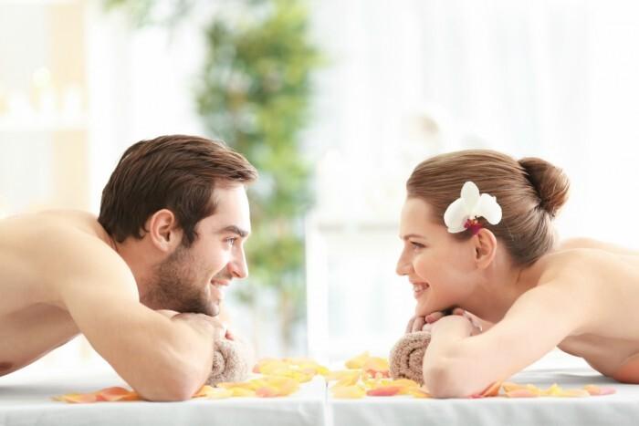 Arommasāža, arompīlings un aromterapija sejai divām personām