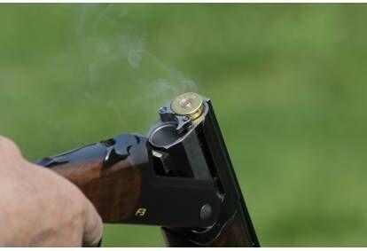 """Šaušana uz stāvošu mērķi ar lodi šautuvē """"Mežirbes"""""""