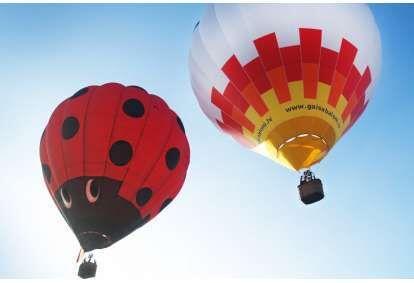 """Lidojums ar gaisa balonu Siguldā no """"Gaisabaloni.lv"""""""