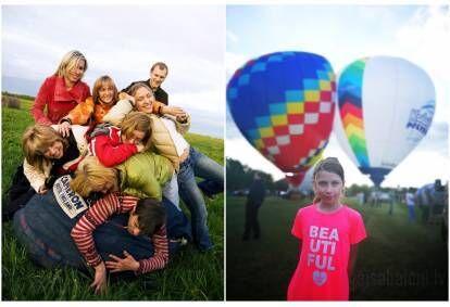 """Lidojums ar gaisa balonu Tukumā no """"Gaisabaloni.lv"""""""