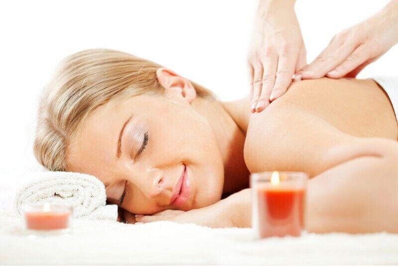 """Аюрведический антистрессовый массаж для улучшения здоровья  """"Sambahana"""""""