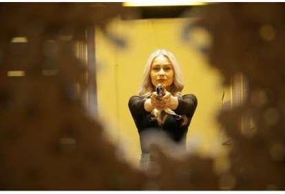 """Šaušanas pieredze iekštelpu šautuvē """"Trāpītava"""" NR.2"""