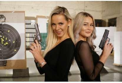 """Стрельба  """"Набор № 3"""" на стрельбище """"Trāpītava"""" в Риге"""
