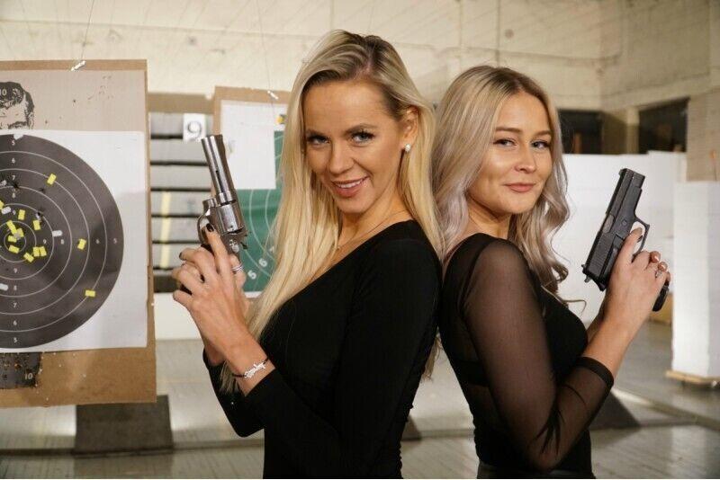 """Šaušana """"Komplekts NR.3"""" šautuvē Trāpītava Rīgā"""