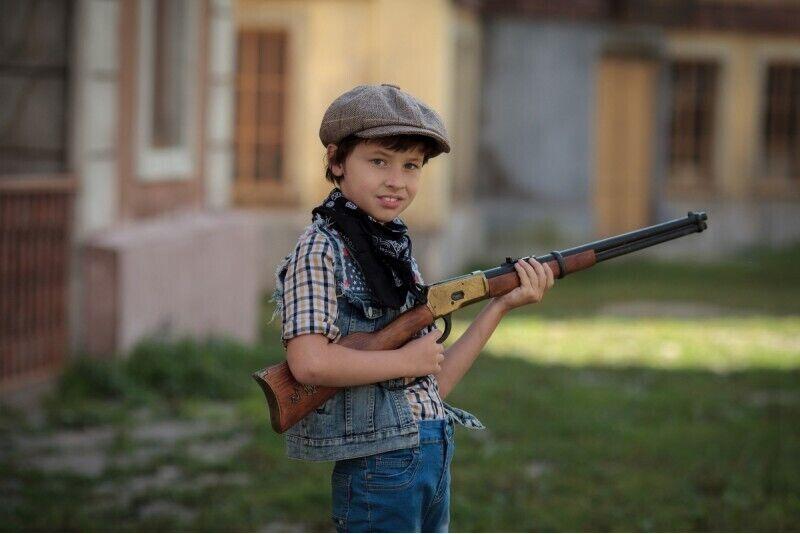 """Šaušana bērniem """"Komplekts NR.1B"""" šautuvē Trāpītava"""