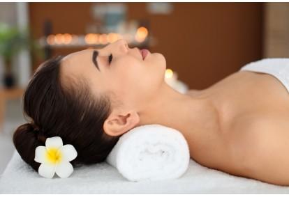 RF liftings + relaksējoša sejas un galvas masāža