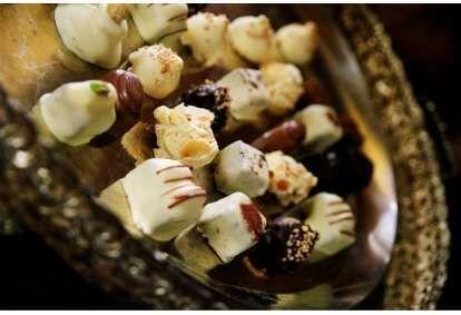 Šokolādes šovs - degustācija Rīgā