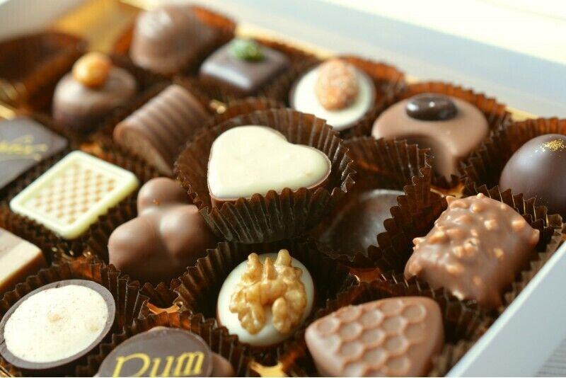 Privāts šokolādes šovs - degustācija Rīgā