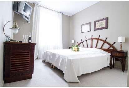 """Romantiska un relaksējoša atpūta 4* viesnīcā """"Port Hotel"""" Ādažos"""