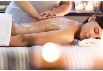 Восстанавливающий энергию СПА-ритуал с ароматическим массажем в Даугавпилсе