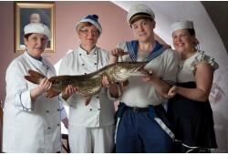 """Zivju un medījumu restorāns """"Taverna"""""""