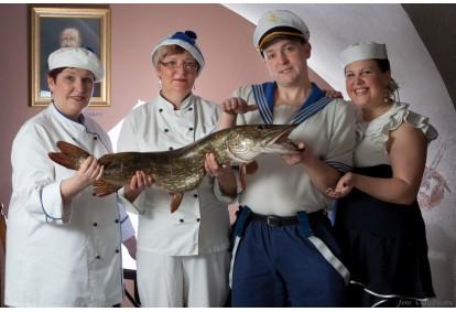 """Рыбный ресторан """" Таверна """""""