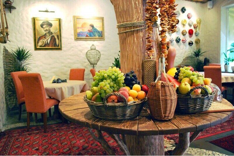 """Подарочная карта в  ресторан узбекской кухни """"Uzbekistāna"""""""