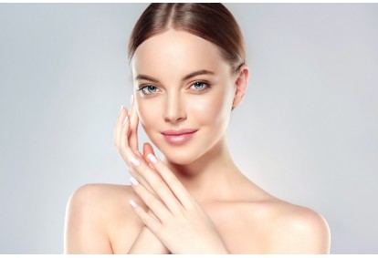 """Atjaunojoša sejas procedūra ar DERMAPEN salonā """"Beauty Empire"""""""