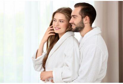 """Romantiska nakšņošana ar SPA atpūtu viesnīcā """"SPA VILNIUS Druskininkai"""""""