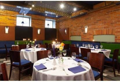 "Vakarienė restorane ""Europa"" BEST WESTERN Santakos viešbutyje"