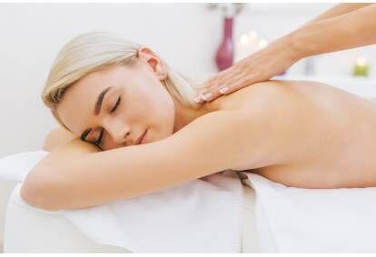 Аромамассаж всего тела с натуральными эфирными маслами