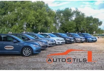 """Dāvanu karte autoskolas """"AutoStils-L"""" apmācībām"""