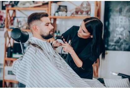 Combo piedāvājums vīrietim - matu griezums un bārdas korekcija Jelgavā