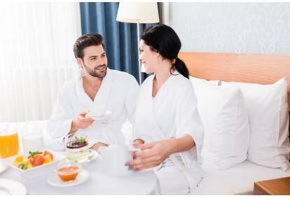 """Romantiska atpūta un saunas apmeklējums 4* viesnīcā """"Hotel Kolumbs"""" Liepājā"""